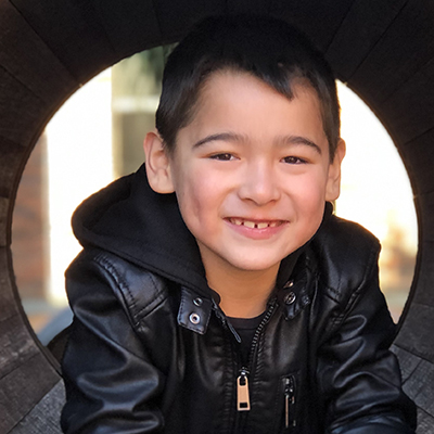 Hunter Kwong, Clubhouse Grandson (Principal of Intergenerational Program), Memory & Company